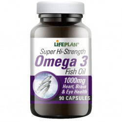 Omega 3 Fish Oils 90 caps