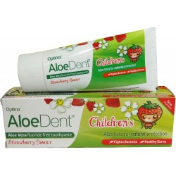 ALOEDENT CHILDRENS TOOTHPASTE