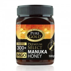 PG PREMIUM SELECT MANUKA HONEY 85MGO - 375G